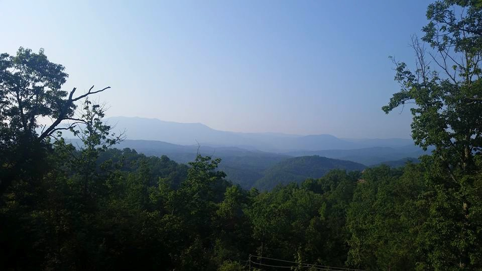 A First Visit to the Smoky Mountains of Tennesee