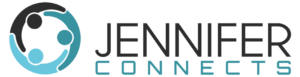 jennifer connects logo