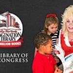 DOLLY PARTON'S IMAGINATION LIBRARY REACHED 100 MILLION BOOK MILESTONE